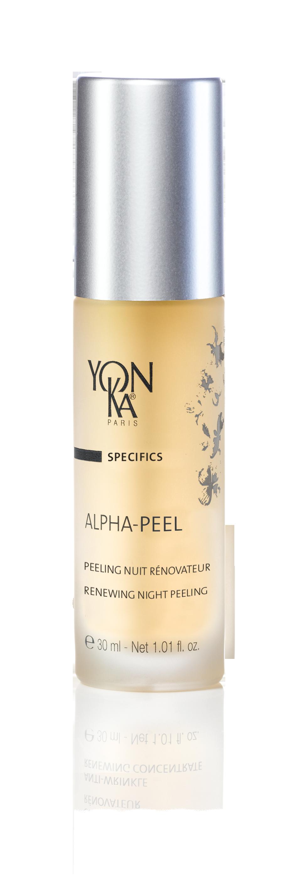 Alpha Peel