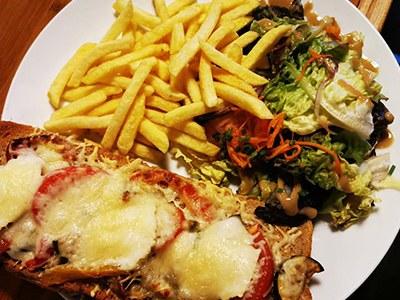 tartine provencale