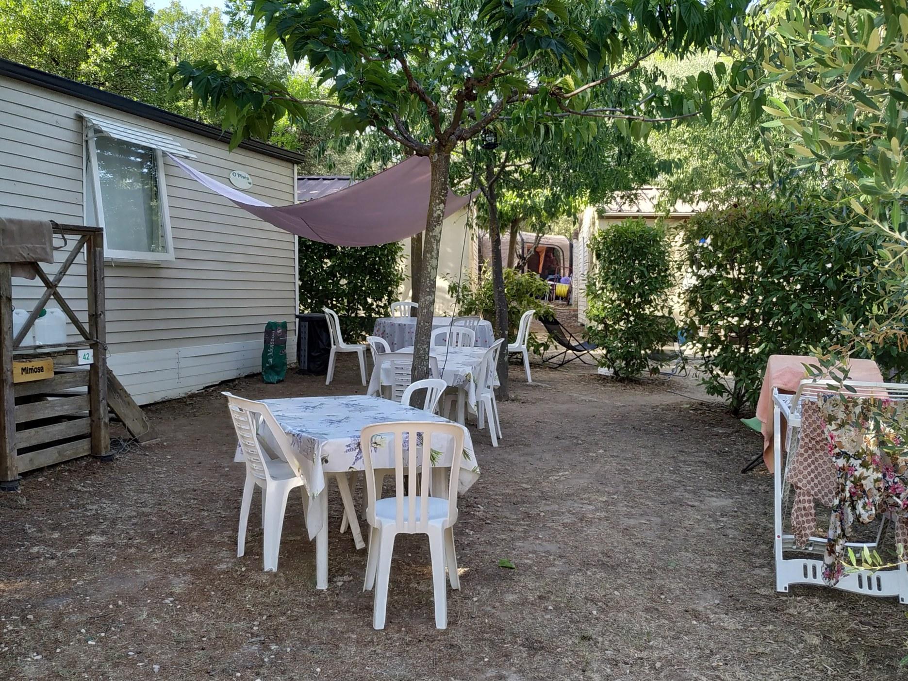 Camping lolivier - Gard