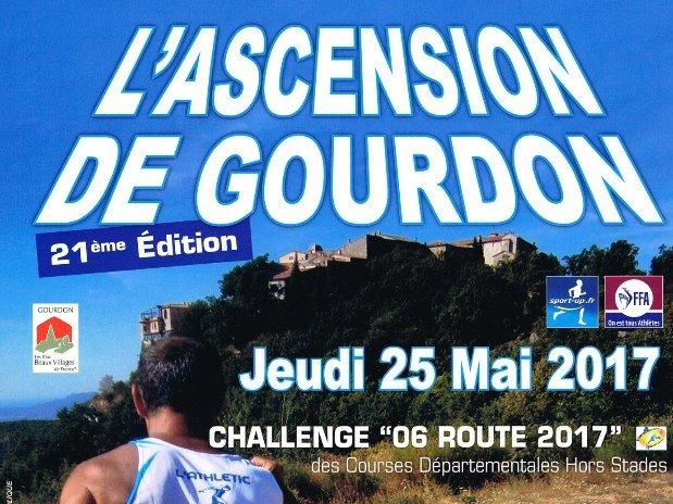 L'Ascension de Gourdon 2017
