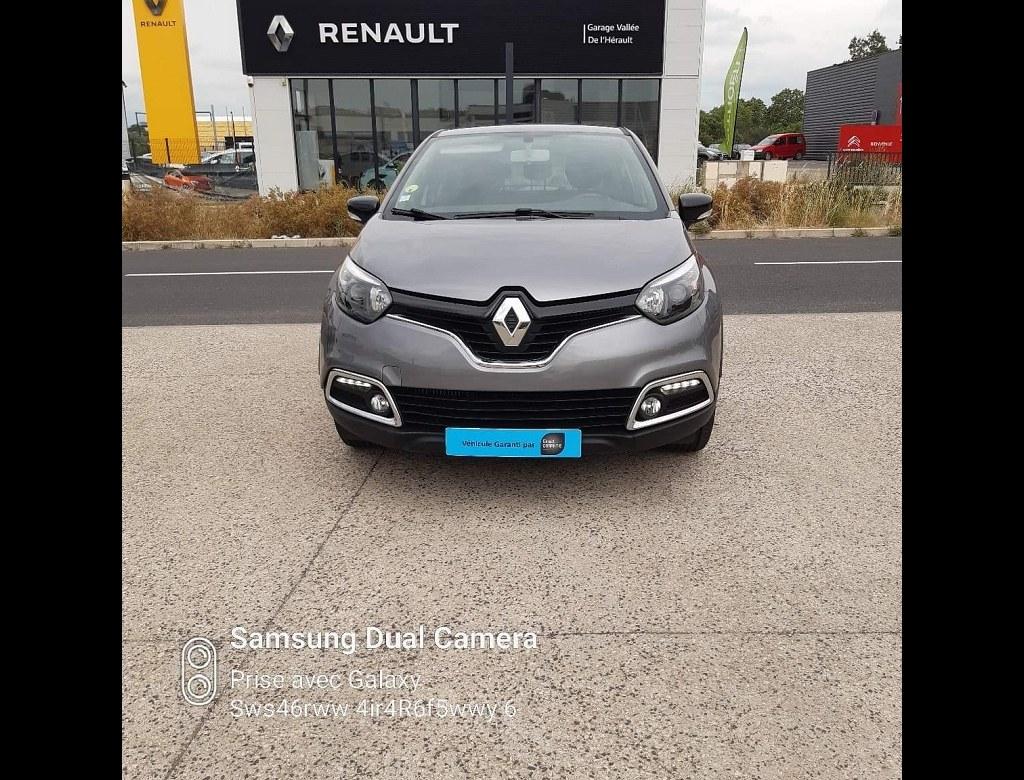 Renault Captur BUI MR M6
