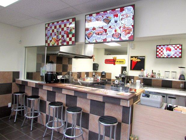 Pâtisserie Churros & Churros, à 10 Km. du Refuge C&S  Auberge Hotel