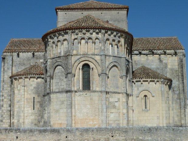 église talmont