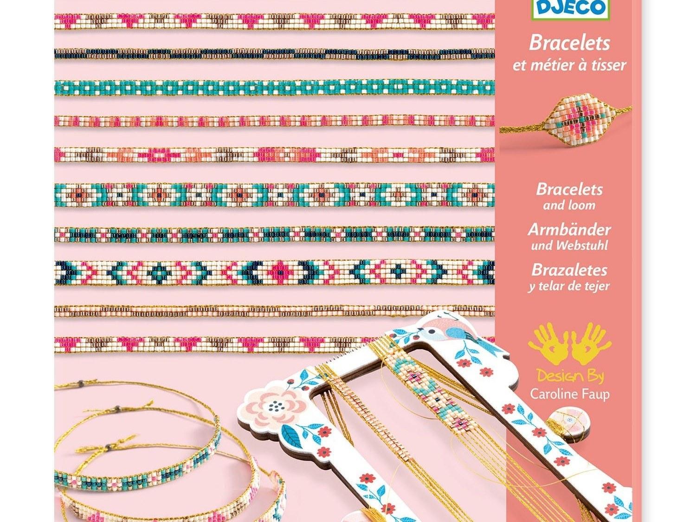 Bracelets_et_metier_a_tisser_Perles_Minuscules_-_Djeco 1