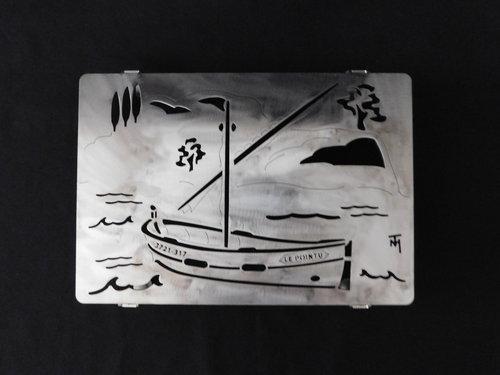 Tableau ou Dessous de plat Le Pointu