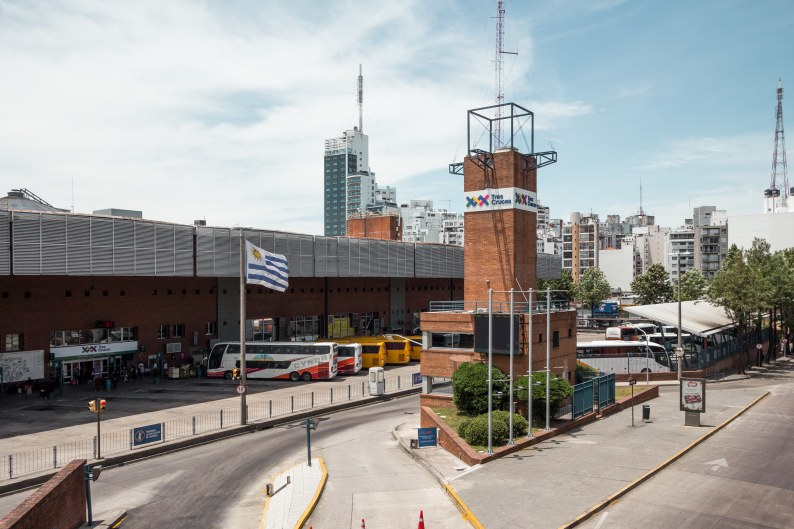 Terminal Tres Cruces - Days Inn Montevideo 2019