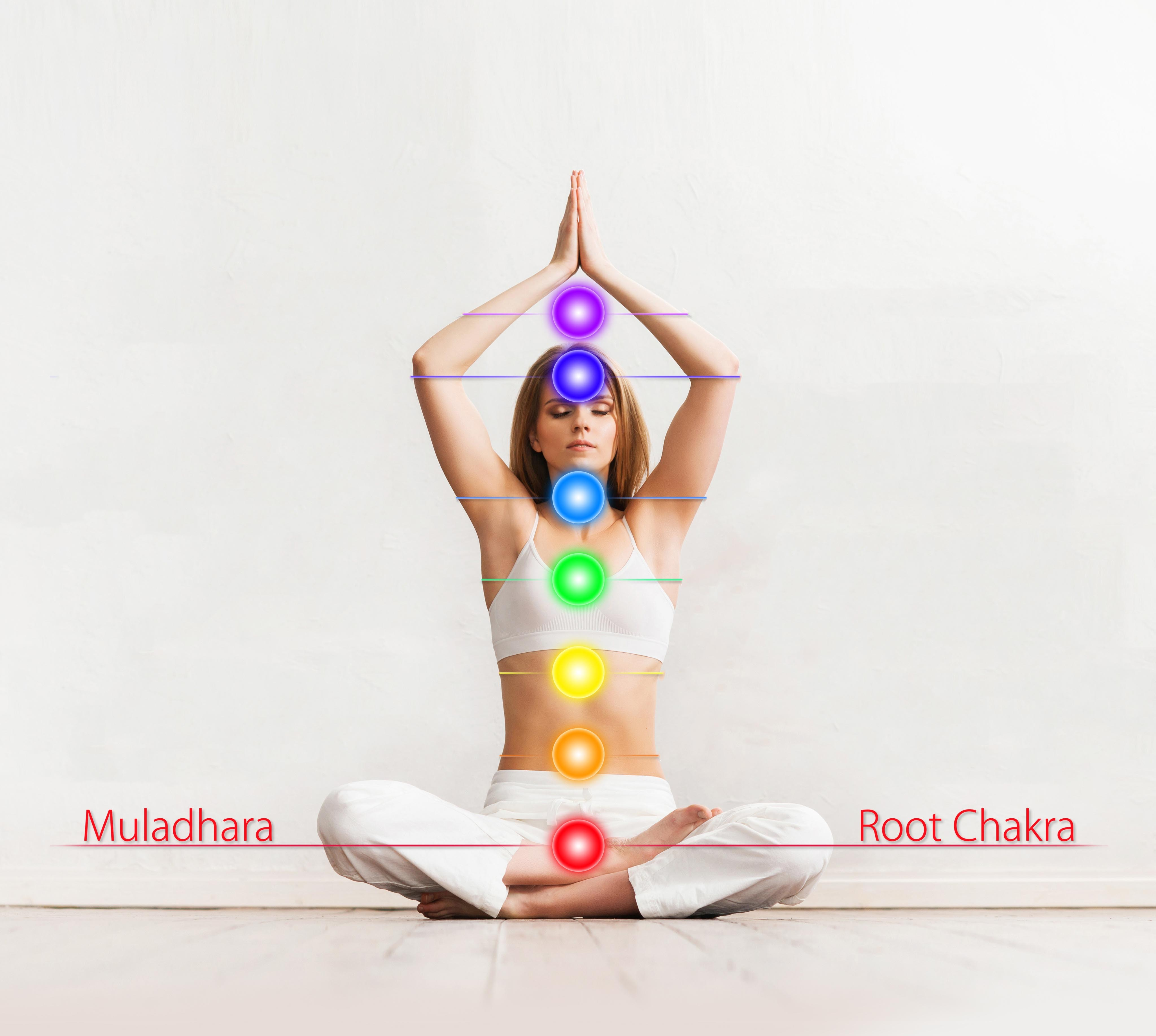 Pack 3 Kriyas sur le premier chakra