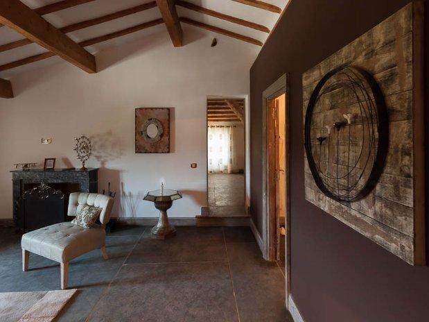 suite salon maison d'hôtes luxe provence