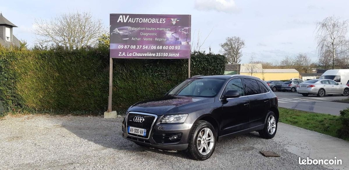Audi Q5 SUV