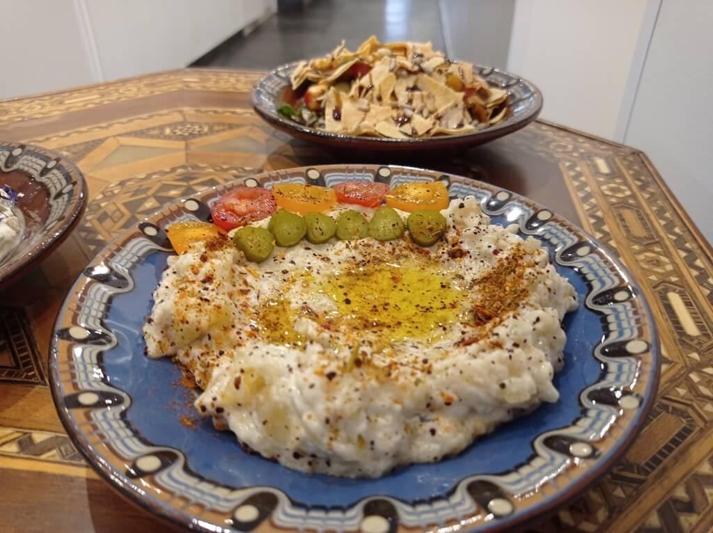 Moutabal Diwan : restaurant libanais à Poitiers