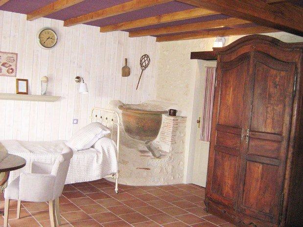 Chambre Le four à pain