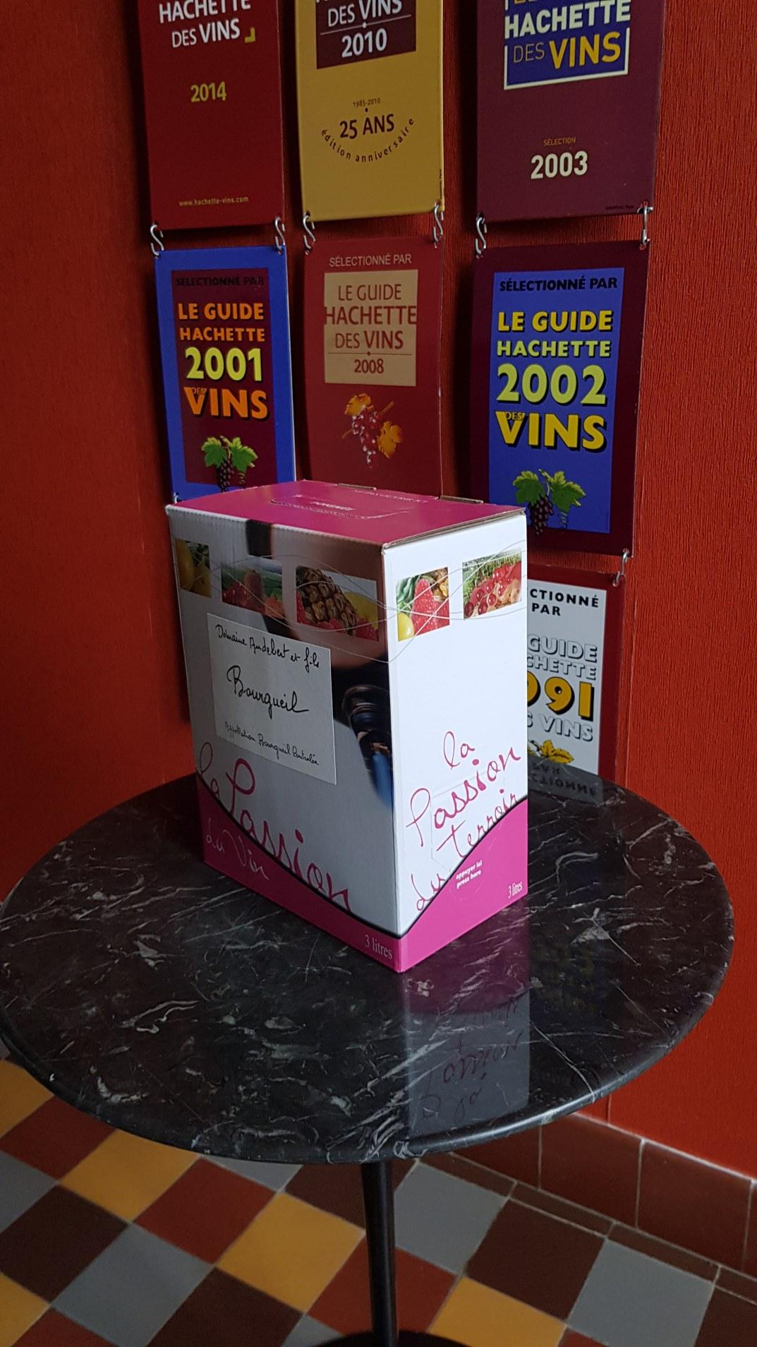 Bourgueil Rosé 2019 - 5 Litres
