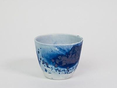 Tasse expresso MAT - Collection Ligne Bleue
