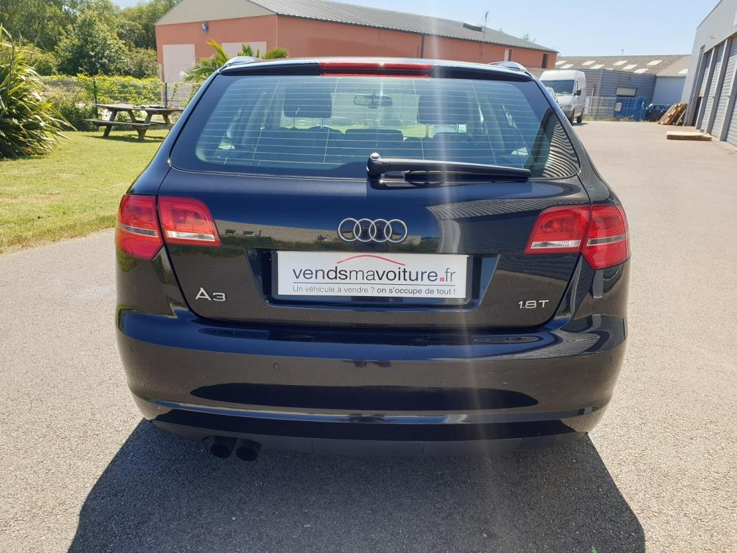 Audi A3 sportback 1.8 TFSI 160 AMBITION