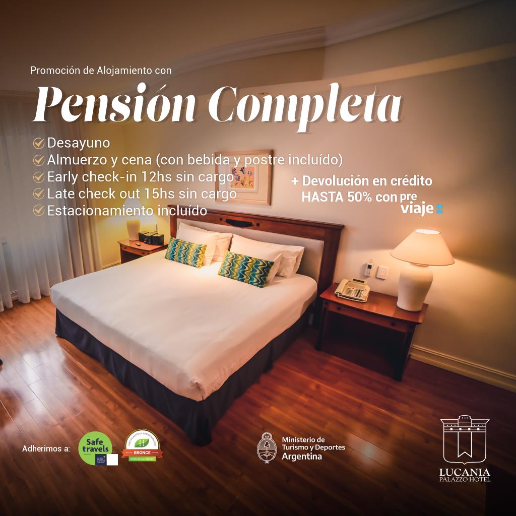 Pension Completa
