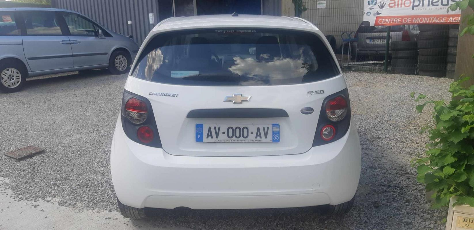Chevrolet Aveo CITADINE