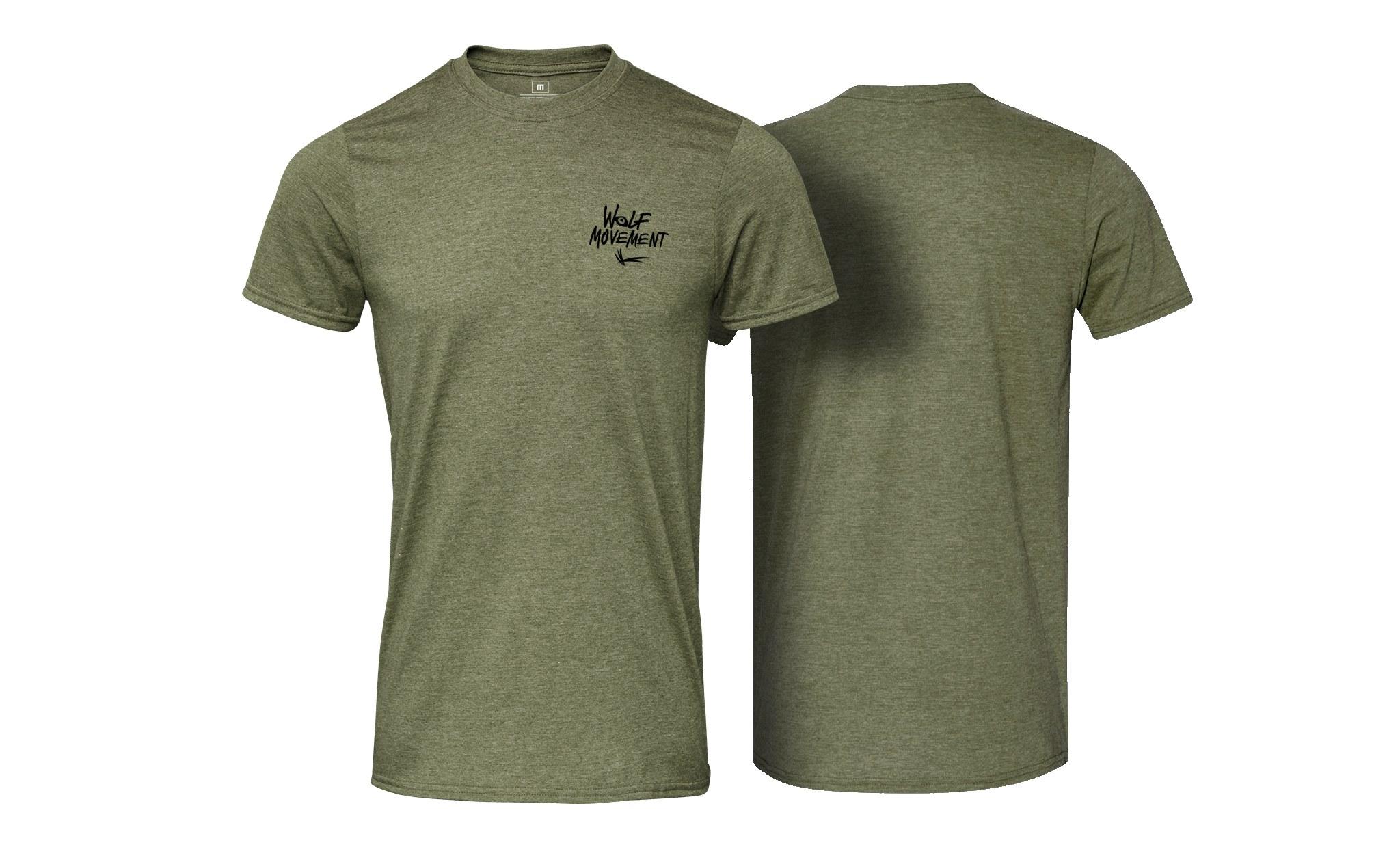 Military green - coeur