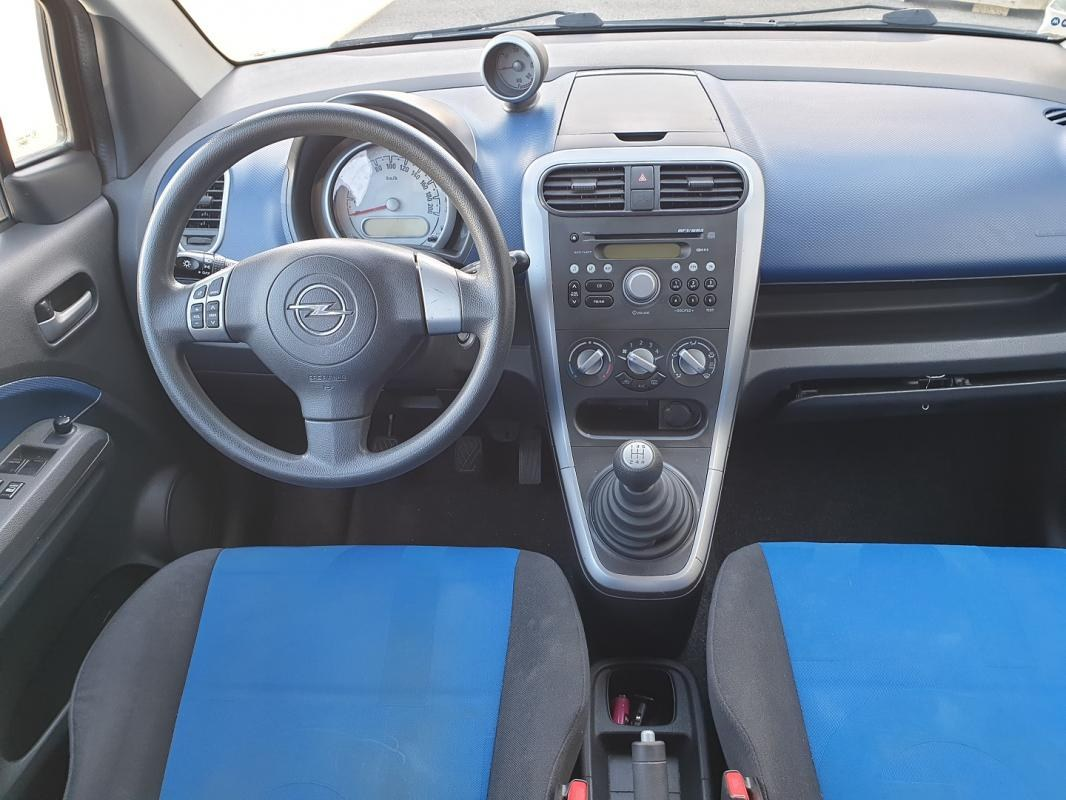 Opel Agila 1.3 CDTI 75 ENJOY
