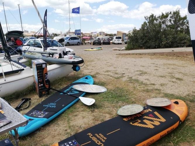 Vente de Stand-up Paddle et d'accessoires Chez Panis Sébastien à Valras-Plage  1.3