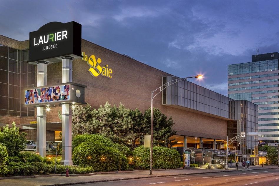 hotel-classique-laurier-québec-magasinage