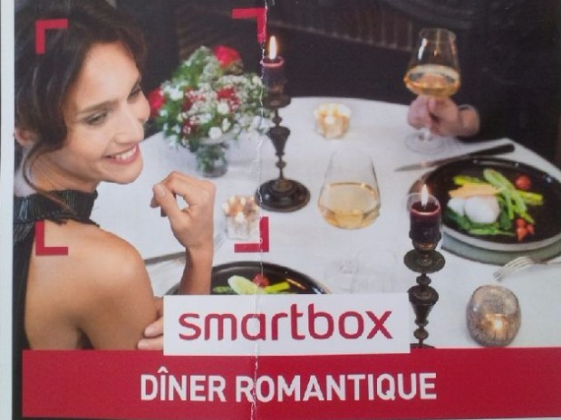 SMARTBOX DAKOTA BOX WONDERBOX OLSEN BUTIK SAINT RAPHAEL