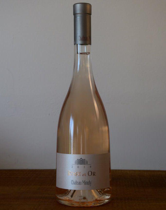 Minuty Rose et Or Cotes de Provences