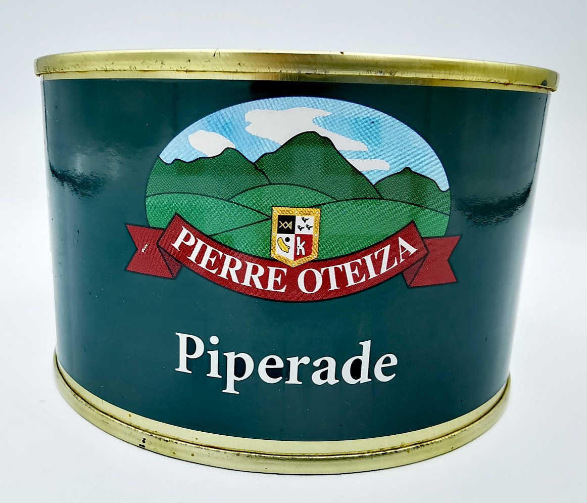 Piperade - Pierre Oteiza - charcuterie - vallée d'aspe - local - pays basque