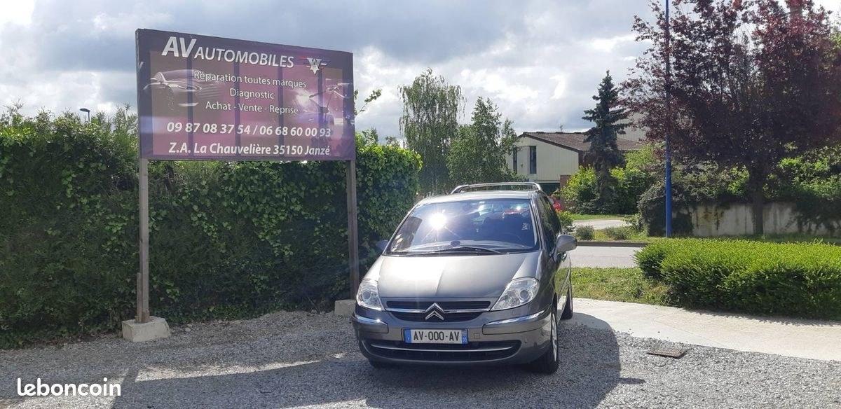 Citroën C8 MONOSPACE