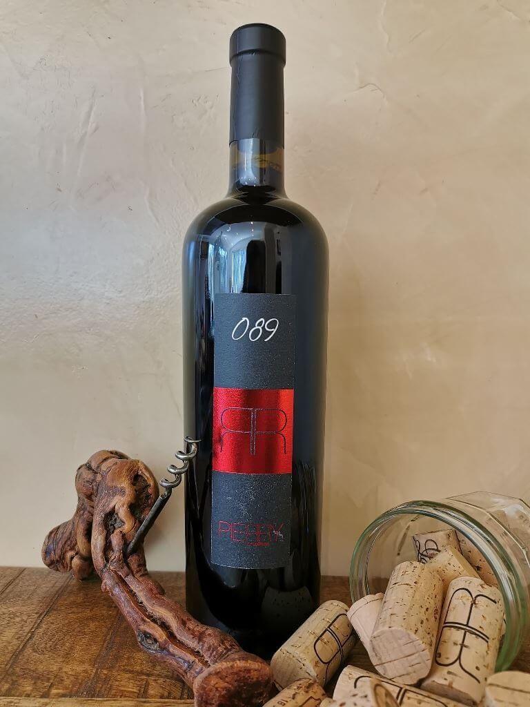 Vin Pierry le Domaine, rouge,089, Vaison la Romaine, vente en ligne