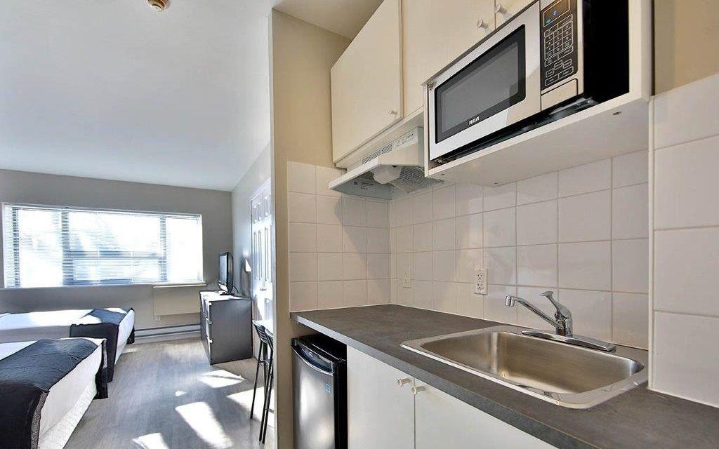 hotel-montreal-pas-cher-appartement-longue-durée-4