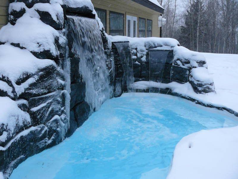 hébégerment-lac-pohénégamook-spa-bassin-hiver