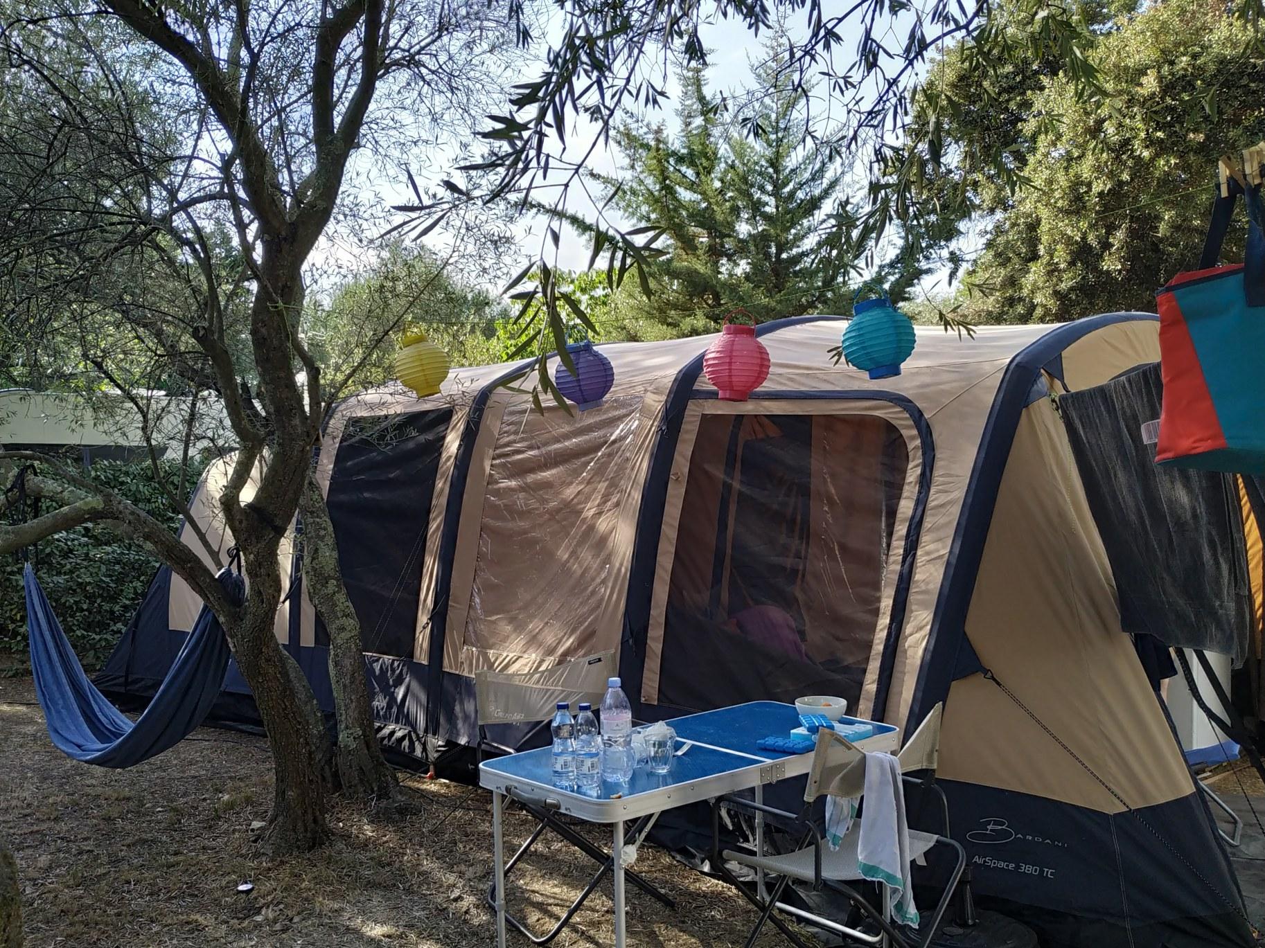 Campsite l'olivier - Nîmes