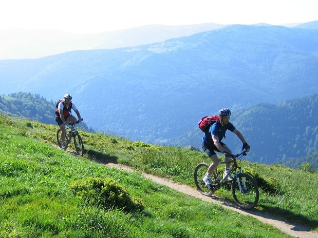 VTT sportifs Vosges
