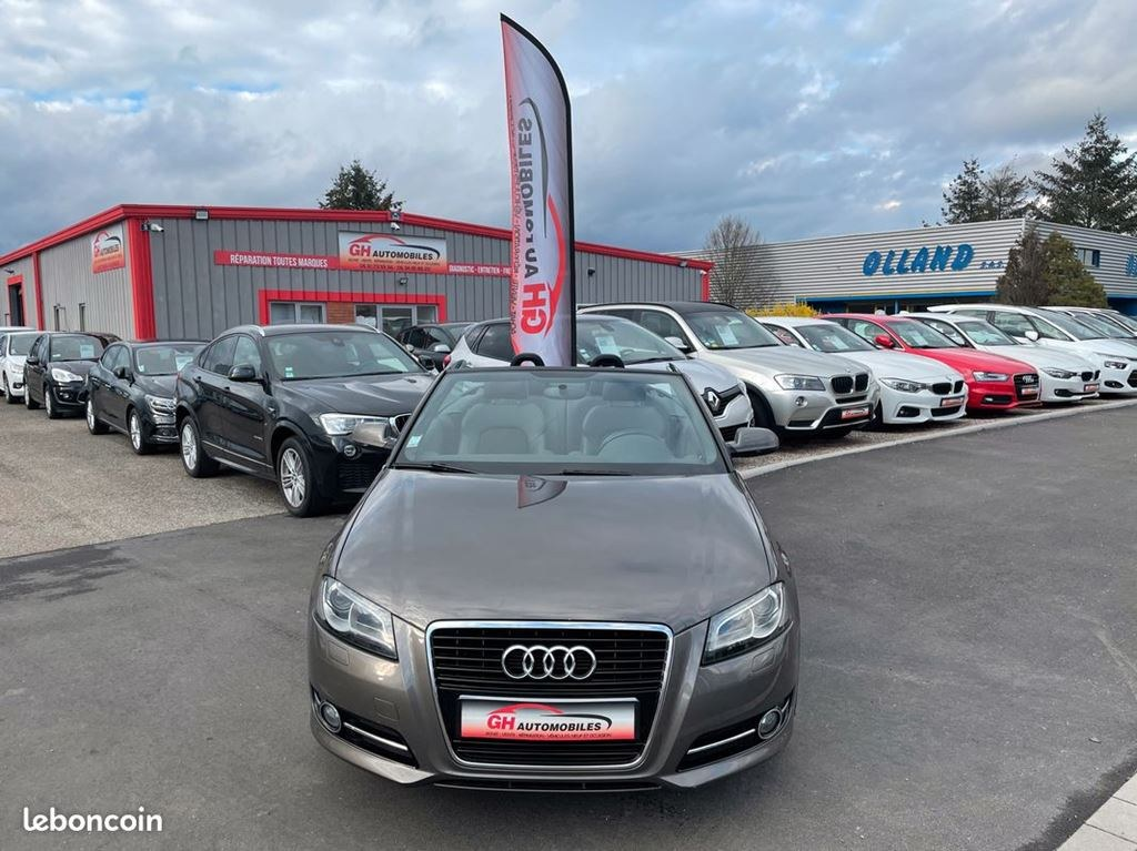 Audi A3 2.0TDI 140CV AMBITION LUXE