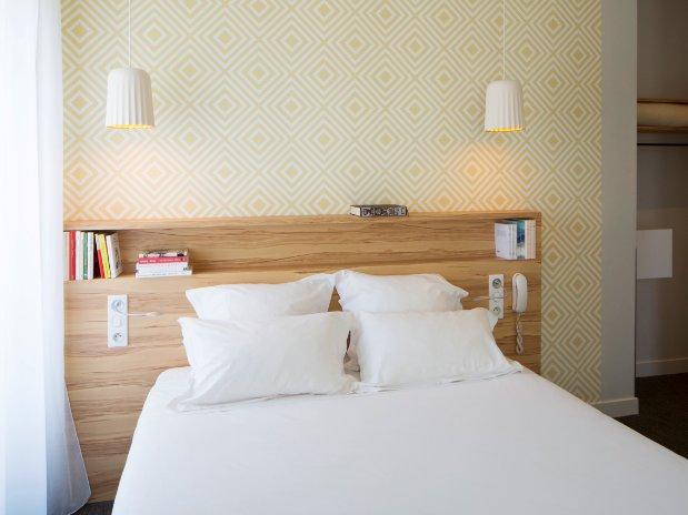 chambre d'ami 103 - chloé - hotel marin - laval