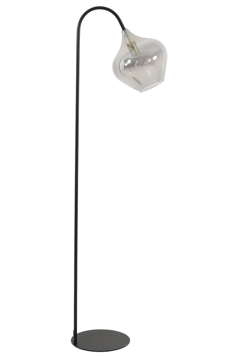 lampadaire rakel noir