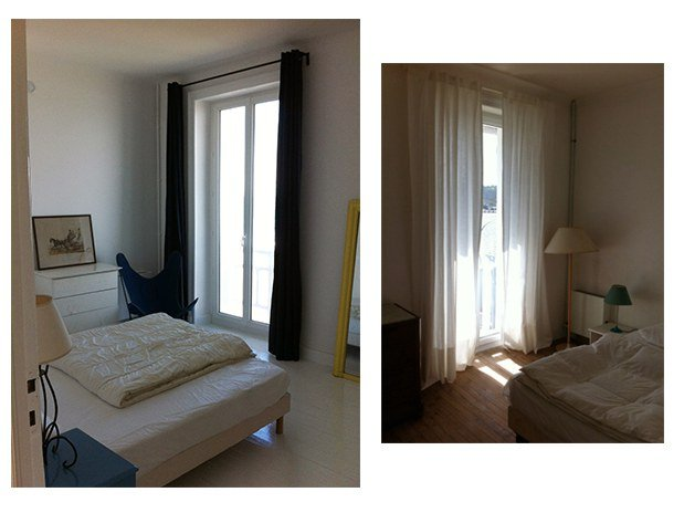 chambres 1ere etage villa chanteclerc