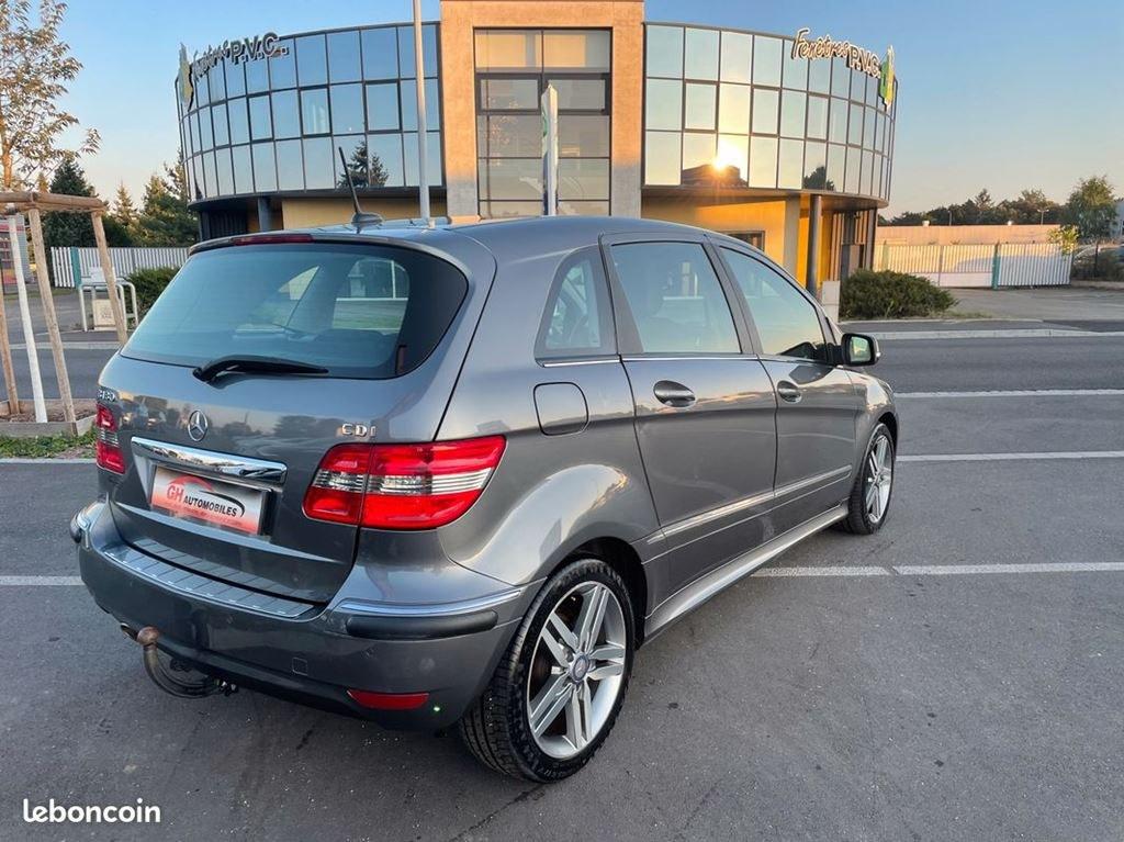 Mercedes Classe B 180 2.0CDI 110CV
