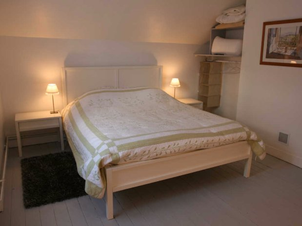 self-cattering cottage-double room-moulin de lonceux-eure et loir-chartres