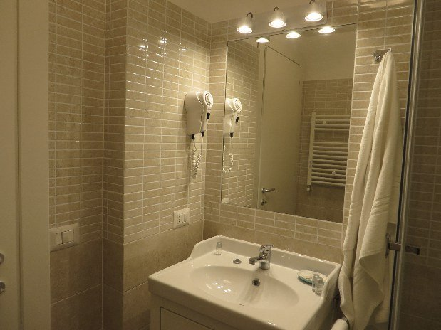 Bagno Affittacamere Mary's Place Roma San Pietro