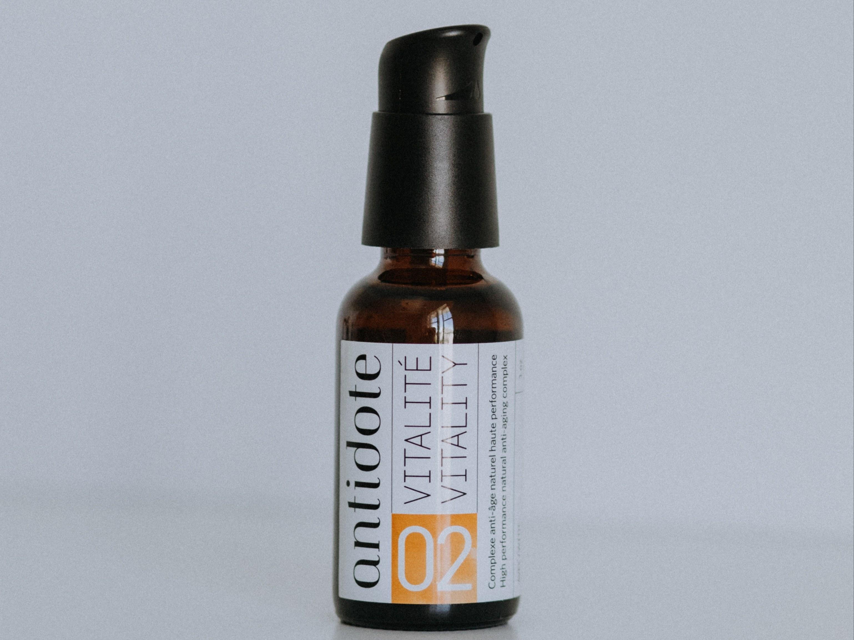 antidote vitalité