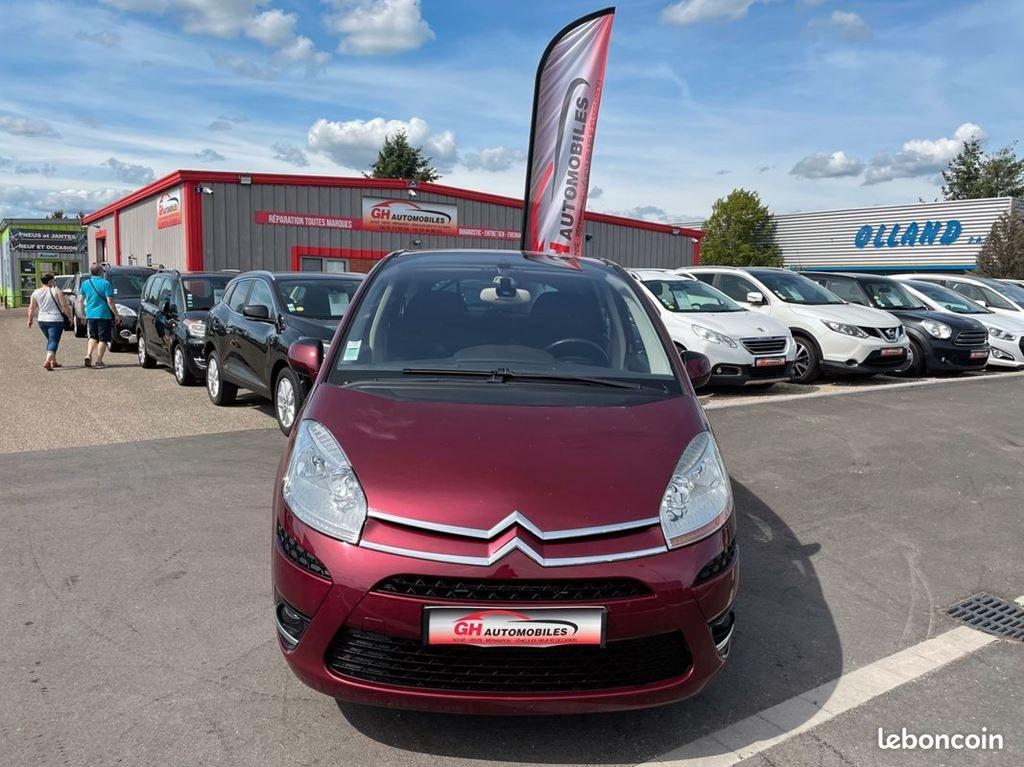 Citroën C4 Picasso 1.6HDI 110CV UD9HZC