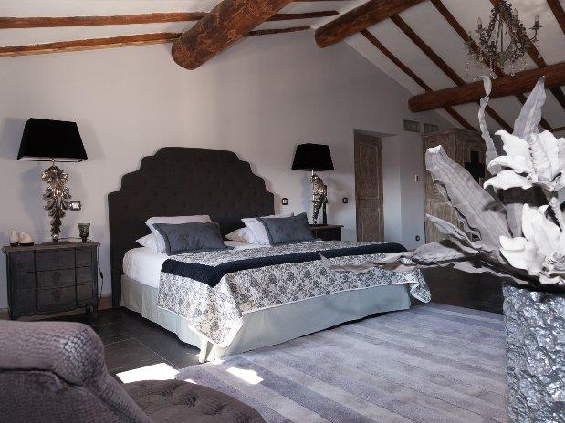 Chambre provence b&B Luxe