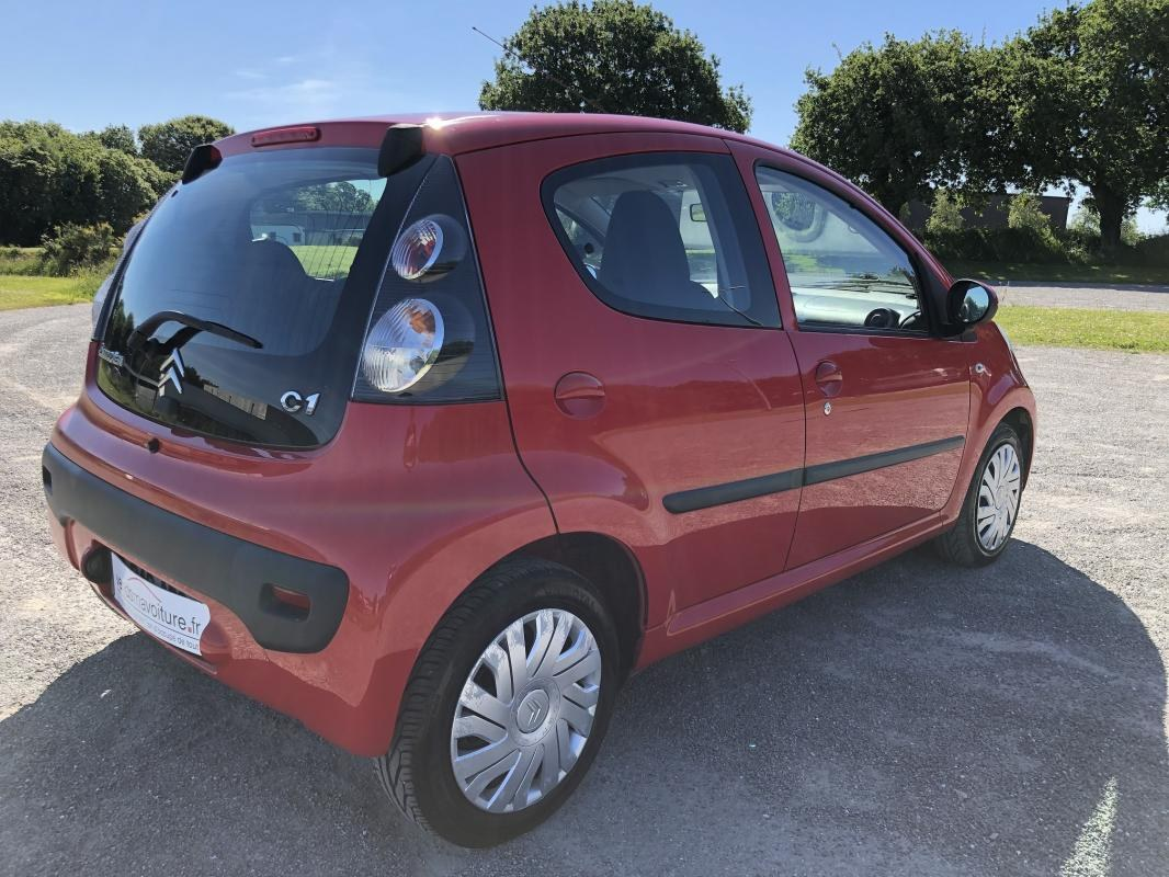 Citroën C1 1.0 68 Attraction 5P