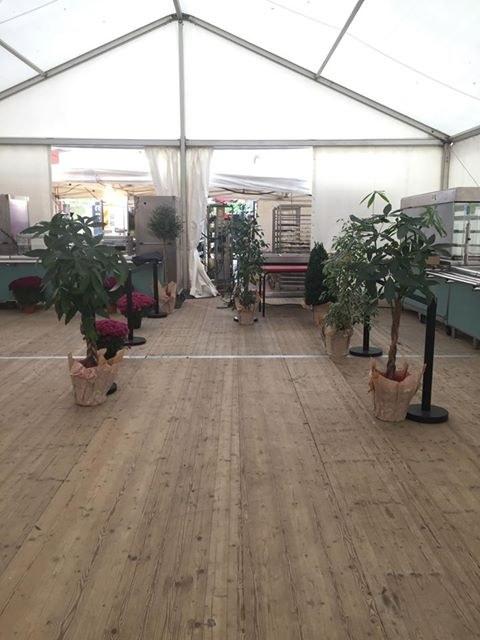 Installation Concours Reproducteurs à Charolles