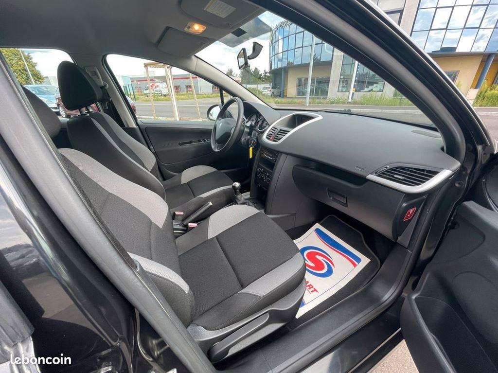 Peugeot 207 1.4I 95CV WC8FSC