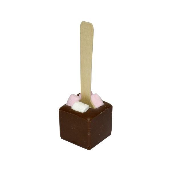 chocolat lait guimauve