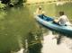 canoa in Normandia