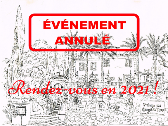 Evenement annule