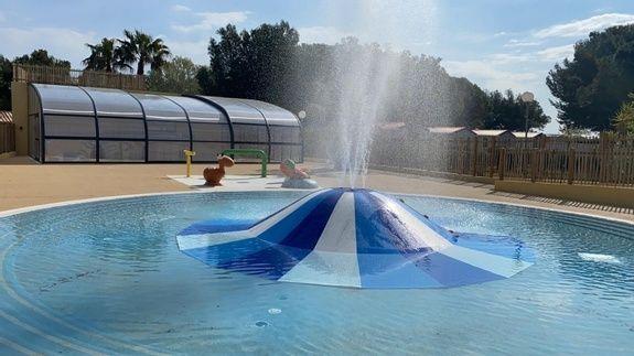 Piscine 2021 - camping familial meze plage piscine (12).